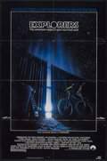 "Movie Posters:Adventure, Explorers (Paramount, 1985). One Sheet (27"" X 41""). Adventure...."