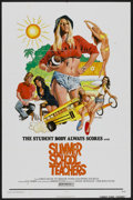 "Movie Posters:Sexploitation, Summer School Teachers (New World, 1975). One Sheet (27"" X 41"").Sexploitation...."