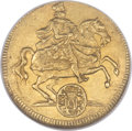German States:Saxony, German States: Saxony. Friedrich August I gold Ducat 1711,...