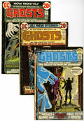 Bronze Age (1970-1979):Horror, Ghosts Group (DC, 1972-78) Condition: Average VG+.... (Total: 25Comic Books)