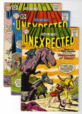 Silver Age (1956-1969):Horror, Tales of the Unexpected/Unexpected Group (DC, 1960-76) Condition:Average VG.... (Total: 27 Comic Books)