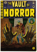 Golden Age (1938-1955):Horror, Vault of Horror #15 (EC, 1950) Condition: FN+....