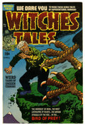 Golden Age (1938-1955):Horror, Witches Tales #18 File Copy (Harvey, 1953) Condition: VF+....