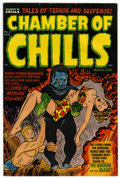 Golden Age (1938-1955):Horror, Chamber of Chills #11 File Copy (Harvey, 1952) Condition: FN+....