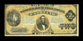 Danbury, CT- Wooster House Prize Estate and Cash Fund $2 Feb. 1872