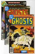 Bronze Age (1970-1979):Horror, Ghosts Group (DC, 1978-81) Condition: Average VF+.... (Total: 24Comic Books)