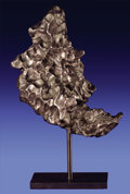 Meteorites:Irons, SIKHOTE-ALIN - MATCHLESS IRON METEORITE FROM. THE LARGEST METEORITE SHOWER SINCE THE DAWN OF. CIVILIZATION. ... (Total: 2 Items)