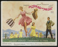 "Movie Posters:Academy Award Winner, The Sound of Music (20th Century Fox, 1965). Roadshow Lobby CardSet of 9 (11"" X 14""). Academy Award Winner.... (Total: 9 Items)"