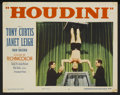 "Movie Posters:Drama, Houdini (Paramount, 1953). Lobby Card Set of 8 (11"" X 14"") andStill (8"" X 10""). Drama.... (Total: 9 Items)"