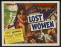"Movie Posters:Science Fiction, On the Mesa of Lost Women (Howco, 1952). Lobby Card Set of 8 (11"" X14""). Science Fiction.... (Total: 8 Items)"
