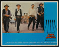 """Movie Posters:Western, The Wild Bunch (Warner Brothers, 1969). Lobby Card Set of 8 (11"""" X 14""""). Western.... (Total: 8 Items)"""