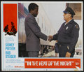 "Movie Posters:Academy Award Winner, In the Heat of the Night (United Artists, 1967). Lobby Card Set of8 (11"" X 14""). Academy Award Winner.... (Total: 8 Items)"
