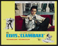 "Movie Posters:Elvis Presley, Clambake (United Artists, 1967). Lobby Cards (7) (11"" X 14""). ElvisPresley.... (Total: 7 Items)"