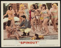"Movie Posters:Elvis Presley, Spinout (MGM, 1966). Lobby Cards (7) (11"" X 14""). Elvis Presley....(Total: 7 Items)"