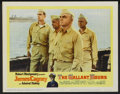 """Movie Posters:War, The Gallant Hours Lot (United Artists, 1960). Lobby Cards (6) (11""""X 14""""). War.... (Total: 6 Items)"""