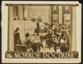 "Movie Posters:Short Subject, The Monroe Doctrine (Warner Brothers, 1939). Lobby Cards (2) (11"" X14""). Short Subject.... (Total: 2 Items)"