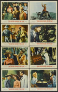 """Movie Posters:Fantasy, The 7 Faces of Dr. Lao (MGM, 1964). Lobby Card Set of 8 (11"""" X 14""""). Fantasy.. ... (Total: 8 Items)"""