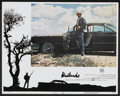 """Movie Posters:Crime, Badlands (Warner Brothers, 1974). Lobby Card Set of 8 (11"""" X 14"""").Crime.... (Total: 8 Items)"""