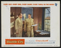 "Movie Posters:War, Battle Cry (Warner Brothers, 1955). Lobby Cards (6) (11"" X 14"").War.... (Total: 6 Items)"