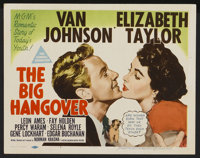 "The Big Hangover (MGM, 1950). Lobby Card Set of 8 (11"" X 14""). Comedy.... (Total: 8 Items)"