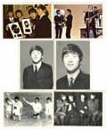 Memorabilia:Trading Cards, Beatles Trading Cards Group (Topps, 1964).... (Total: 23 Items)