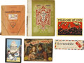 Books:Children's Books, Six Children's Books, including books by Walter Crane, AndréFrançois, Wanda Gag, Johnny Gruelle, James Riddell, and Madame ...(Total: 6 Items)