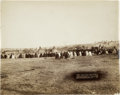 Photography:Official Photos, Two Grabill Photographs of Wounded Knee Hostile Indian Camp, 1891.... (Total: 2 Items)