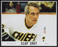 "Movie Posters:Sports, Slap Shot (Universal, 1977). Mini Lobby Card Set of 4 (8"" X 10""). Sports.... (Total: 4 Items)"