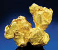 Minerals:Golds, BEAUTIFUL GOLD NUGGET. ...