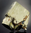 Minerals:Native Metals, VERY LARGE & IMPRESSIVE PYRITE CRYSTAL. ...