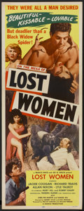 "Movie Posters:Science Fiction, On the Mesa of Lost Women (Howco, 1952). Insert (14"" X 36"").Science Fiction...."