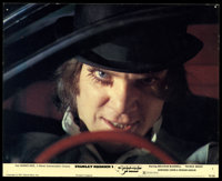 """A Clockwork Orange (Warner Brothers, 1971). Mini Lobby Cards (2) (8"""" X 10"""") X-Rated Style. Science Fiction..."""