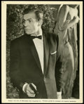 """Movie Posters:James Bond, From Russia with Love (United Artists, 1964). Stills (4) (8"""" X 10""""). James Bond.... (Total: 4 Items)"""