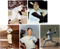 Autographs:Photos, New York Yankees Signed Photographs Lot of 10....
