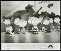 "Movie Posters:Animated, Bon Voyage, Charlie Brown (Paramount, 1980). Presskit Stills (8)(8"" X 10""). Animated.... (Total: 8 Items)"