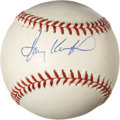 Autographs:Baseballs, Sandy Koufax Single Signed Baseball....