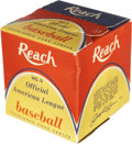 Baseball Collectibles:Others, 1960s-70s Official American League (Cronin) Baseball in OriginalBox....