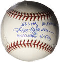 Autographs:Baseballs, Reggie Jackson Single Signed Baseball with Inscriptions....