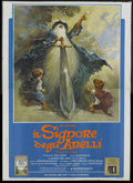 "Movie Posters:Animated, The Lord of the Rings (United Artists, 1979). Italian 4 - Folio(55"" X 78""). Animated...."
