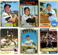 Autographs:Bats, 1960's-1970's Topps Harmon Killebrew Group of (6)....