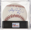 "Autographs:Baseballs, Gary Carter ""#8"" Single Signed Baseball, PSA Mint+ 9.5...."