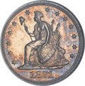 Patterns, 1871 10C Standard Silver Ten Cents, Judd-1080, Pollock-1216, HighR.6, PR65 NGC....