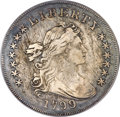 Early Dollars, 1799/8 $1 15 Stars Reverse VF30 PCGS....