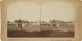 """Photography:Stereo Cards, William F. Cody """"Buffalo Bill"""" Stereoview...."""
