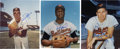 Autographs:Photos, Baltimore Orioles Hall of Famers Signed Photographs Lot of 3. ...(Total: 3 items)