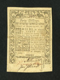 Colonial Notes:Rhode Island, Rhode Island May 1786 40s Choice About New....