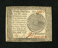 Colonial Notes:Continental Congress Issues, Continental Currency September 26, 1778 $60 Choice About New....
