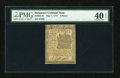 Colonial Notes:Delaware, Delaware May 1, 1777 3d PMG Extremely Fine 40 EPQ....