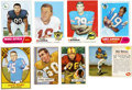 Football Cards:Lots, 1951-1969 Football Cards Collection (97). ...