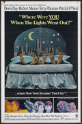 """Movie Posters:Comedy, Where Were You When the Lights Went Out? (MGM, 1968). One Sheet(27"""" X 41"""") Style B. Comedy. Starring Doris Day, Robert Mors..."""